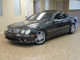 2003 mercedes amg for sale 2003 mercedes cl class cl 55 amg in skokie il redefined