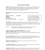 Resume Examples For Teacher Assistant Teaching Assistant Evaluation Comments Objective For Teacher