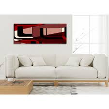 living room canvas red black painting living room canvas wall art accessories