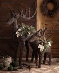 grapevine reindeer upcycled ideas and crafts