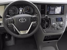toyota new 2017 new 2017 toyota sienna xle 4d passenger van in prosper 517031