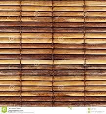old bamboo blinds stock photography image 10845662