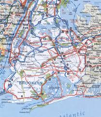 Highway Map Queens Highway Map