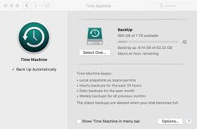 how to use time machine to back up your mac macworld uk