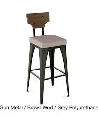 Metal And Wood Bar Stool Check Out These Cyber Monday Deals On Amisco Rally Metal And Wood