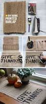 diy roundup 25 easy and creative sharpie crafts burlap front