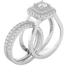 silver zirconia rings images 925 sterling silver ladies interchangeable cubic zirconia rings set jpg