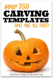 free pumpkin carving patterns over 750 designs coupon closet