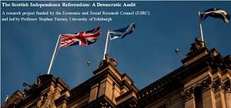 home scottish independence a democratic audit
