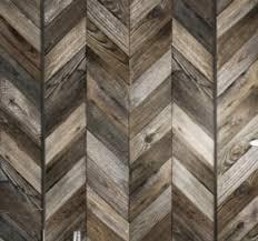 antique wood chevrontrompe l oeil wallpaper by couture déco