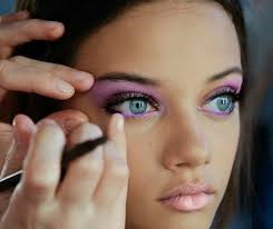 make up tips for salt and pepper hair what color eye makeup for blue or gray eyes