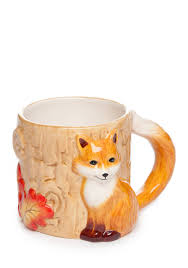 Fox Mug by Home Accents Harvest Fox Mug Belk