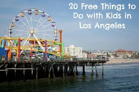 Things To Do With Your Family On The 20 Free Things To Do With In Los Angeles