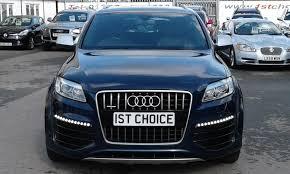 Audi Q7 Manual - used audi q7 for sale rac cars