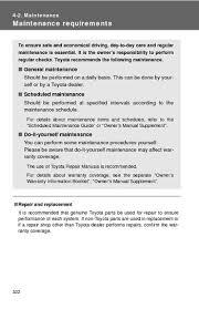 2013 toyota tacoma service schedule 2013 toyota tacoma maintenance pdf manual 6 pages