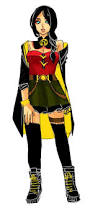 Comic Book Character Halloween Costumes 116 Black Hair Cosplay Images Black Hair
