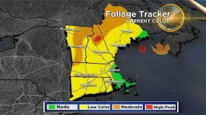 fall foliage expect cbs boston