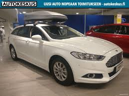 ford mondeo 2 0 tdci 150hv powershift a6 trend wagon station wagon