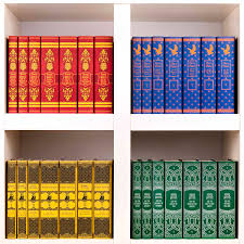 new u0027harry potter u0027 book designs are here and boy are they pretty