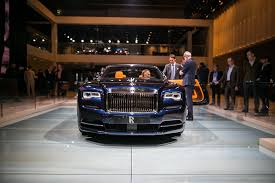 rolls royce roof rolls royce dawn is the quietest open top car ever made