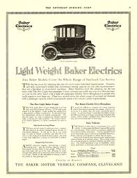 light company in cleveland ohio 1914 11 21 baker electric light weight baker electrics the baker