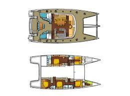 luxury sailing catamaran worlds end privilege 65 layout 6x4