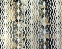 Black Drapery Fabric Black Beige Texture Fabric By Yard Beige Curtain Fabric