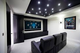 home theater system design tips tips for installing a home theater inside a basement or livi