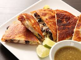 roast turkey and black bean quesadillas recipe serious eats