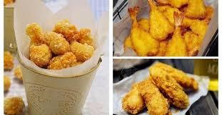 cuisine l馮鑽e thermomix 簡易炸蝦餅 非常酥脆的秘方 不需特別買模具也能炸出美美的蝦餅