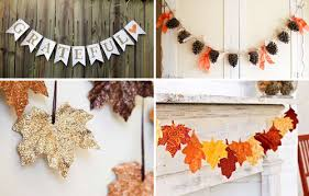 thanksgiving photo booth leaves garland