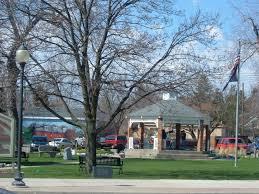 oxford mi centennial park photo picture image michigan at