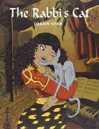 buy the rabbi u0027s cat pantheon graphic novels book online at low