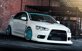 mitsubishi sports car mitsubishi mitsubishi lancer evo tuning car wallpapers hd