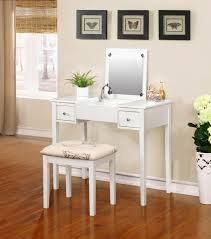 Oak Makeup Vanity Table Bedroom Flare Back Vanity Chair Oak Makeup Vanity Table