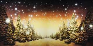 Christmas Photo Backdrops Christmas Scenic Stage Backdrop Rentals Theatreworld