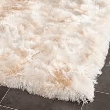 Ivory Area Rug 8x10 Floor Smooth Shag Area Rugs For Nice Interior Floor Decor Ideas