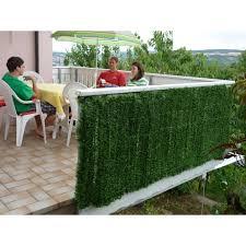 balkon sichtschutz windschutz verkleidung für balkon terrasse zaun tanne breit 300