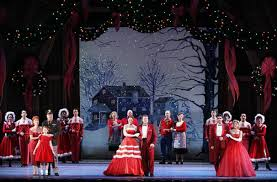 irving berlin u0027s white christmas pantages theater hollywood los