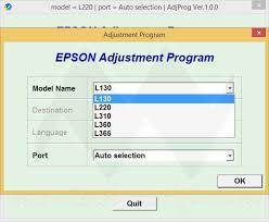 download resetter epson l110 windows 7 epson l110 l130 l210 l220 l300 l310 l350 l355 l360 l365