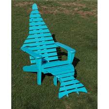 Adirondack Chair With Ottoman Dolphin Adirondack Chair With Ottoman