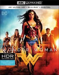 wonder woman dvd release date september 19 2017