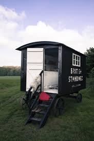 rehab diary a british standard kitchen in a shepherd u0027s hut