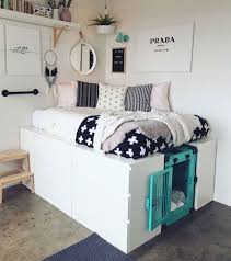 ikea kitchen cabinet storage bed 15 cool storage bed ideas for who lack closet space