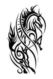simple horse tattoos design posted by perubahan at 6 04 am 0