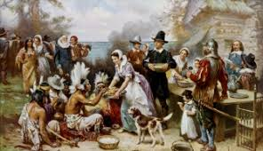 history of thanksgiving thanksgiving history