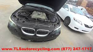 parting out 2004 bmw 545i stock 6106bl tls auto recycling