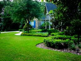 Landscape Ideas For Front Of House by Triyae Com U003d House Backyard Landscape Various Design Inspiration
