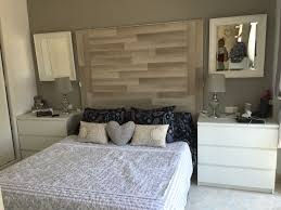 King Of Floors Laminate Flooring Bed Room Headboard Made With Laminate Flooring Laminate Flooring