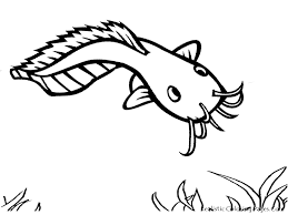 fish coloring pages 5 coloring kids clip art library